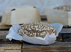 pane al malto e fiocchi d'avena