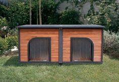 Precision Pet Outback Duplex Dog House Best Price