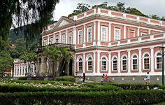 Museu Imperial-Petrópolis-Rio de Janeiro, Brazil