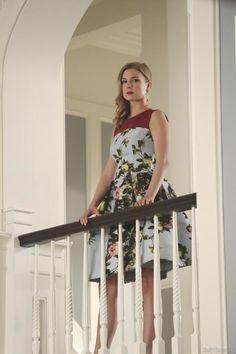 """Emily Vancamp """"Emily Thorne"""" #Revenge."""