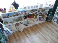 Just around the corner handmade - Inside the shop