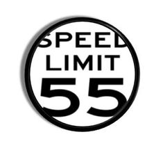 Speed Limit 55 MPH Dresser Knob - Desk, Cabinet - Road Signs, Travel, Garage Cabinet, Mancave, Unique - Drawer Pull, Door - 115C30  *~* CURRENT SHIPPING TIMES *~* Please note that our turnaround time is currently extended to 4-6 WEEKS due to a family emergency (our son is having surgery) ~*~*~*~*~*~*~*~*~*~*~*~*~**~*~*~*~*~  :0) Includes: (1) Drawer Pull Knob and (1) #11 x 1 ¼ Knob Wood Screw  :0) Select the desired size from the Diameter Drop Down Menu (See the size comparison image)  :0)…