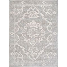 Admire Home Living Catherine Medallion Area Rug (7'10 x 10'2) - Free Shipping Today - Overstock.com - 18310538 - Mobile