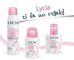Lycia Daily Care in omaggio da Chicco - DimmiCosaCerchi.it