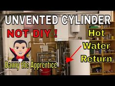 How unvented hot water works. Unvented cylinders for hot water. Secondary hot water, H. Perfect Image, Perfect Photo, Love Photos, Cool Pictures, Plumbing, My Love, Water, Youtube, Awesome