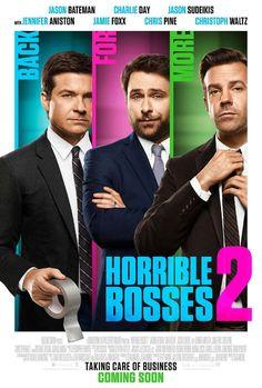 """A comédia """"Quero Matar Meu Chefe 2″ teve divulgado novo trailer e pôster http://cinemabh.com/trailers/a-comedia-quero-matar-meu-chefe-2-teve-divulgado-novo-trailer-e-poster"""