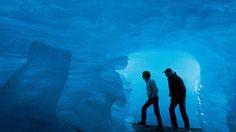 Rhone Glacier Ice Grotto | Switzerland Tourism Zermatt, Wallis, Rafting, Hotel Belvedere, Open The Map, Switzerland Tourism, Hotels, Grand Hotel, Oh The Places You'll Go