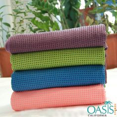 Are you in search of wholesale Microfiber Yoga Towels towels? Pick in bulk from the USA and UK manufacturer and supplier, Oasis Towels. We Ship Worldwide.