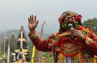 23 RibuWisman Tiongkok Rayakan Imlek di Bali