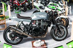 ZRX Zrx Zrx 1200 Caferacer Café Racer  Kawasaki zrx  Kawasaki zrx 1200 Zrx Umbau  La Fortuna Fortuna Düsseldorf