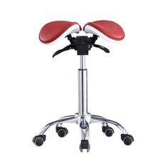 Two-Part or Split Style Seat Ergonomic Saddle Chair or Stool Saddle Chair, Stool Chair, Chair Design, Furniture Design, Meditation Stool, Ergonomic Kneeling Chair, Benches, Stools, Rest
