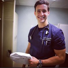 Mike Varshavski handles every aspect of the foundation's day-to-day operations, from website design, to communications and banking. Hot Doctor, Male Doctor, Dr Mike Varshavski, Cody Christian, Happy Today, Men In Uniform, Boyfriend Goals, People Magazine, Gentleman Style