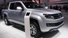2016 Volkswagen Amarok Atacama 2.0l TDI 132 kW BlueMotion AT8 -  Exterio...