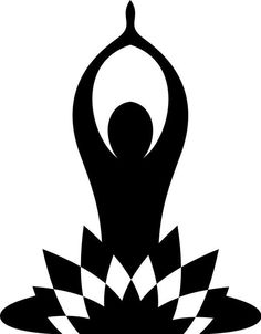 I love this for a meditation area. Meditation Exercises, Yoga Meditation, Massage Logo, Yoga Studio Decor, Wall Decals, Wall Art, Painted Cups, House Plants Decor, Diy Bottle