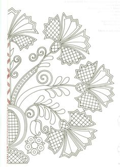 Nice folk art floral embroidery patterns ideas From 29 Folk Art Floral Embroidery Patterns Jacobean Embroidery, Hungarian Embroidery, Floral Embroidery Patterns, Learn Embroidery, Crewel Embroidery, Embroidery Hoop Art, Embroidery Designs, Embroidery Supplies, Indian Embroidery
