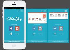 mobile design concept