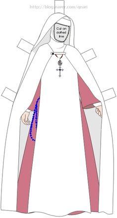 종이인형 (St.Therese) : 네이버 블로그