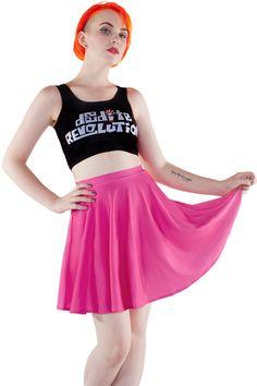 Ella Skater Skirt - $50 AUD