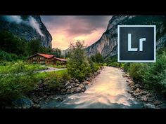 Lightroom CC Tutorial! - Turn Bad Weather into an Amazing Photo! - YouTube