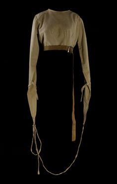mental asylum clothing victorian