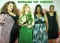 Velvet d'Amour judging MONIQUE's FAT CHANCE Paris