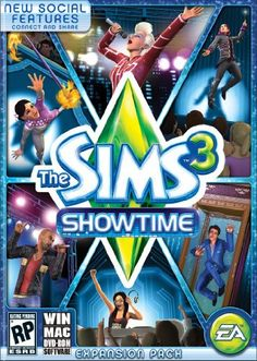 The Sims 3 Showtime!! It's so cool:) you can be a singer, acrobat, DJ or Magician