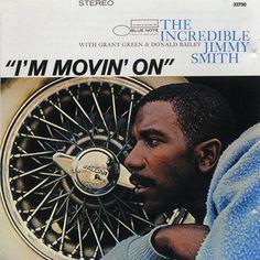 Jimmy Smith 'I'm Movin' On'