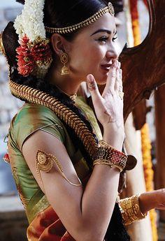 Tanishq Telugu Bride Wedding Jewellery Collection(2)