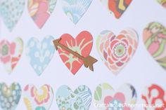 Framed Hearts