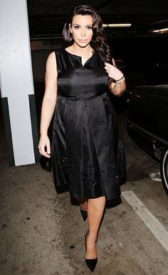Kim Kardashian went shopping after finalizing her divorce... Woooo! Celebrate!