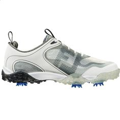 FootJoy FreeStyle Golf Shoes - White
