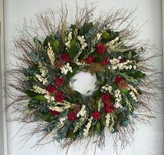 Mountain Meadow Wreath