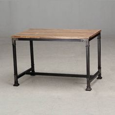 Essen dining table | Andy Thornton Bar Furniture, Architectural Salvage, Dining Table, Restaurant, Architecture, Home Decor, Essen, Homemade Home Decor, Diner Table