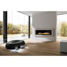 Marquis Infinite Gas Fireplace - Gas Fireplaces - Fireplaces