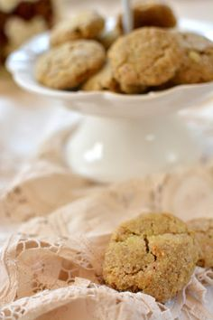 Pistachio Lemon Veg Crinkles