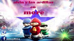 more,more alvin y las ardillas ( jory,zion y ken-y)