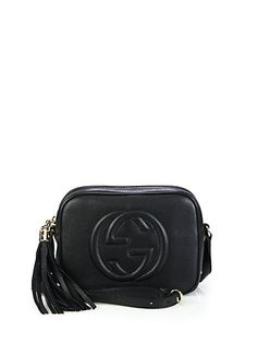 My wardrobe staple @gucci Soho bag via @Saks Fifth Avenue ...