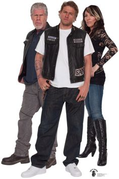 Group - Sons of Anarchy Stand Up at AllPosters.com
