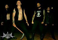 "Força Metal BR: BESTIAL: ""Hellfuckdominium XXI"" está disponível na..."
