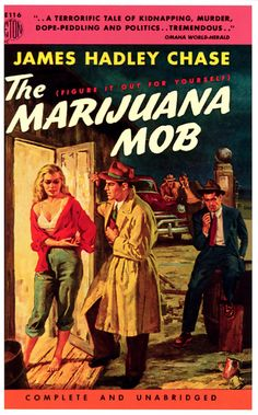 """The marijuana mob"" hahahahaha....."