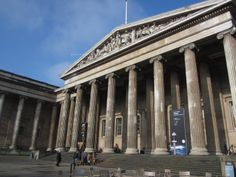 Blog post on the British Museum and what you might find.
