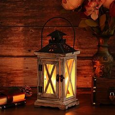 Our rustic lanterns come in a wide variety of sizes, styles and finishes. Shop and find the perfect ones for your design ideas. Modern Candle Holders, Lantern Candle Holders, Vintage Candle Holders, Vintage Candles, Candle Lanterns, Tea Light Candles, Rustic Lanterns, Vintage Iron, Wedding Table Centerpieces