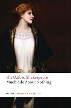 Much Ado About Nothing by William Shakespeare. #NYSWInst #MuchAdo