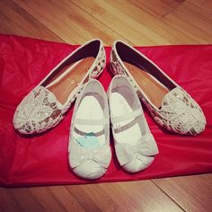 Girls Lace Shoes