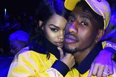 Teyana Taylor And Iman Shumpert Win For Cutest Couple At NYFW