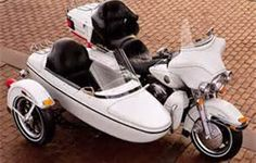 Harley Davidson white ultra classic with sidecar - Bing Images. No sidecar, and this is my dream bike