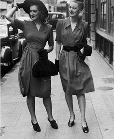 los años 40 -