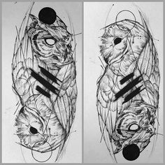 "9,373 Likes, 231 Comments - Fredão Oliveira (@fredao_oliveira) on Instagram: ""Yin-yang ✒️@inkonik_tattoo_studio #eletricink """