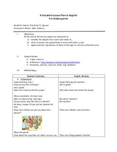 A Detailed Lesson Plan in English For Kindergarten Student's Name: Rae Anne D…. A Detailed Lesson Plan in English For Kindergarten Studen. Grade 1 Lesson Plan, Lesson Plan Format, Lesson Plan Examples, English Lesson Plans, Daily Lesson Plan, Preschool Lesson Plan Template, Science Lesson Plans, Teacher Lesson Plans, Kindergarten Lesson Plans