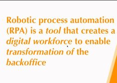 9 Best Robotic Process Automation images in 2018
